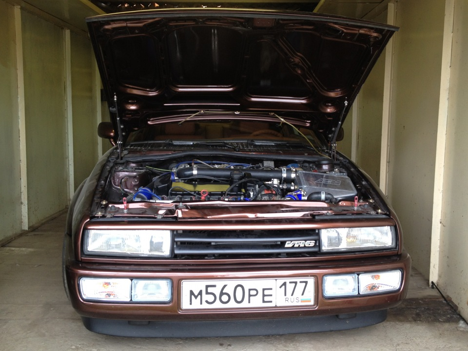 mak turbo vr6